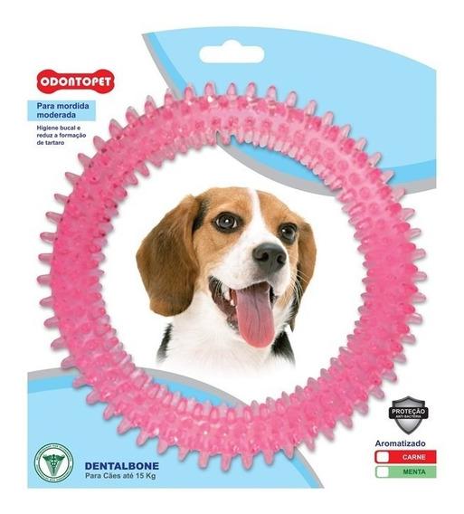 Mordedor Pet Dentalbone Argola P/ Cachorro Até 15 Kg