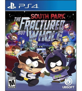 Ps4 South Park The Fractured But Whole Ps4 Nuevo