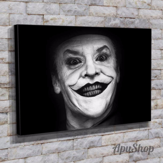 Cuadros Canvas 60x40 Batman Dc Comics Joker Guasón Y Más