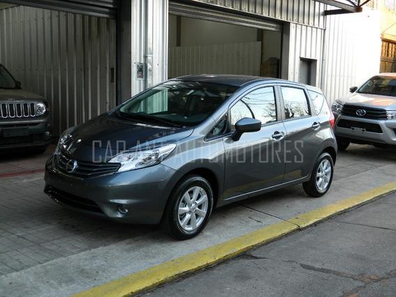 Nissan Note 1.6 Advance 110cv Cvt /// 2019 - 0km