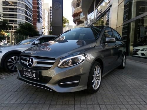 Mercedes-benz Clase B 1.6 B200 2016 Edition 156cv 2018