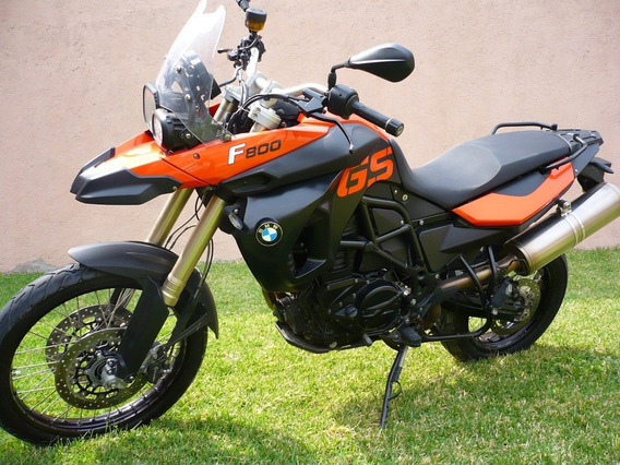 Bmw F-800-gs 2011 Impecable!