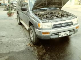 Toyota Hilux Sw 4x4 Gasol Couro