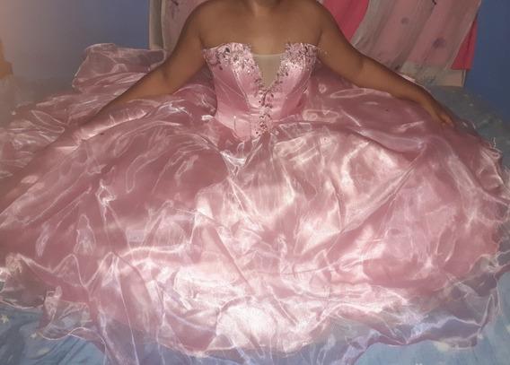 Vestido De 15 Años De Princesa