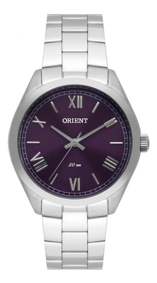 Relógio Orient Feminino Ref: Fbss0070 U3sx Diâmetro 32mm