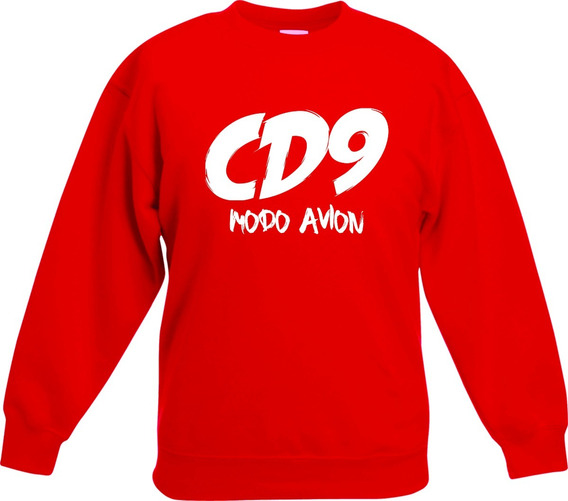 Sudadera Cd9 Modo Avion
