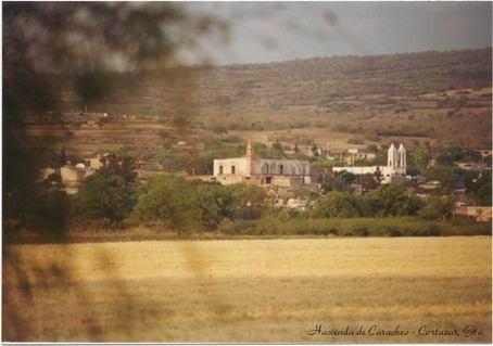 Cdv09-majestuosa Hacienda De Caracheo En El Estado De Guanajuato