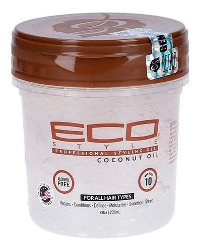 Gel Eco Style Coco X 236ml (8 Oz) - mL a $85