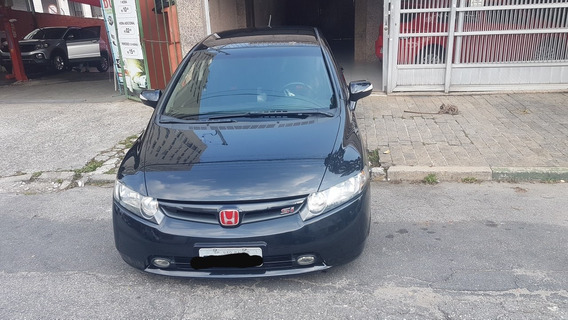 Honda Civic 2.0 Si 4p 2007