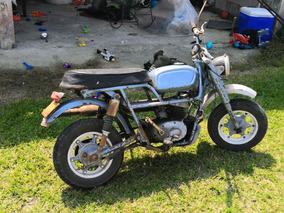Carabela Mini 100cc