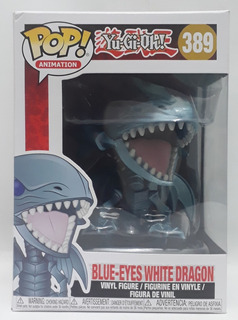 Funko Pop 389 Blue-eyes White Dragon Yu Gi Oh