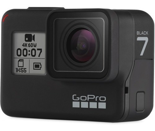 Filmadora Esportiva Gopro Hero 7 Black - Chdhx-701-lw