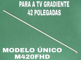 A Barra De Led M420fhd P/ Tv Gradiente 42 Polegadas..