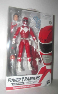 Power Rangers Red Ranger Lightning Fotos Reales Mighty