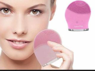 Masajeador / Cepillo Facial Exfoliante Beauty - Mantra