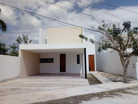 Casas De Dos Pisos, Cholul En Merida - Terreno 2