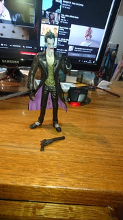 Joker Figura De Accion Arkham City
