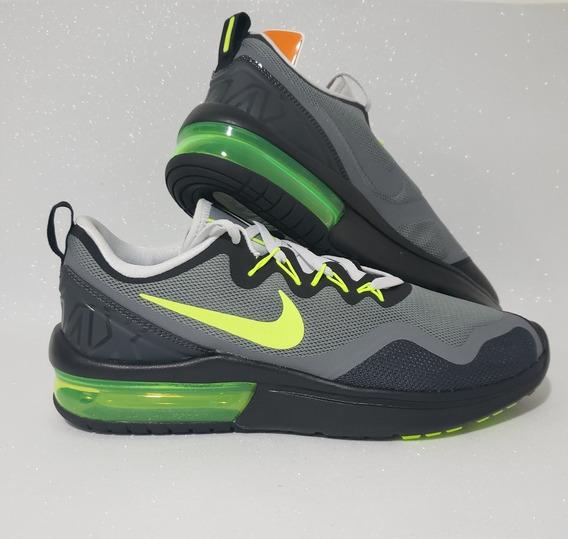 Nike Am Fury Tenis Masculino De Corrida Cinza Original