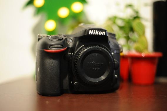 Câmera D7200 + Grip