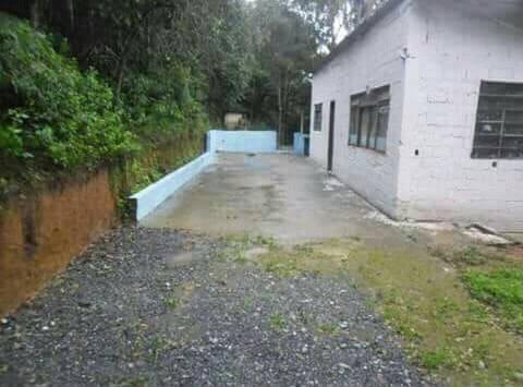 Sitio Parelheiros 1.170 Mtrs² Três Cômodos Com Garagem