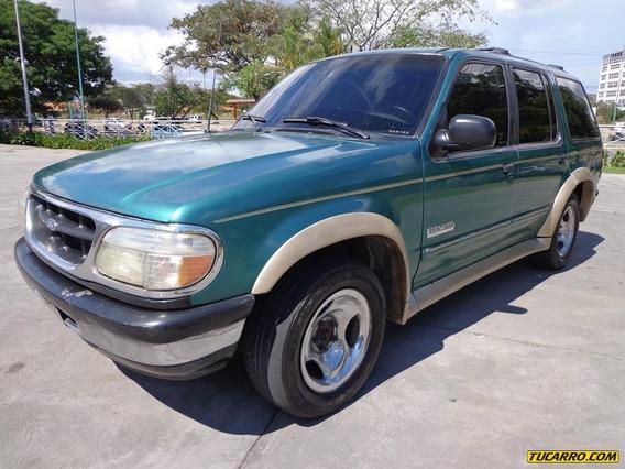 Ford Explorer Sport Wagon Automática