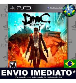 Dmc Devil May Cry Ps3 Midia Digital Psn Leg. Português