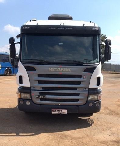 Scania/p-340 10/10 Branco *mais 4 Unidades!!!