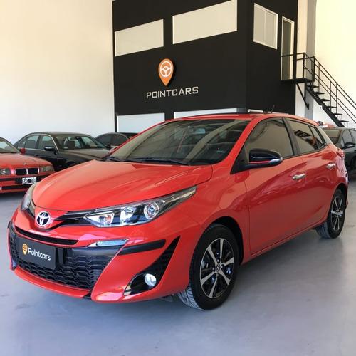 Toyota Yaris 1.5 S 2019 5 Puertas Nafta Pointcars