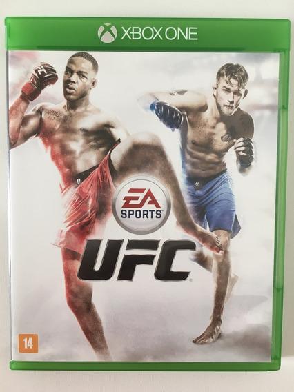 Jogo Xbox One - Ea Sports Ufc - Original, Semi Novo