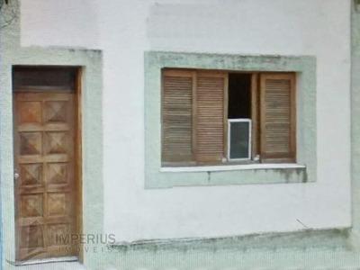 Casa Térrea Com 2 Dormitórios, 1 Vaga Para Vender No Bairro Centro Em Mogi Das Cruzes - Imperius Imoveis - 3159