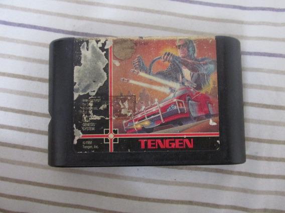 Road Blasters Original Mega Drive Frete Grátis