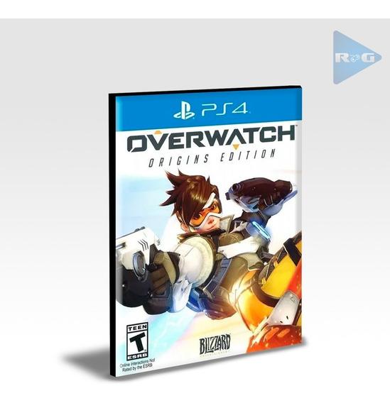 Overwatch Origins Edition | Ps4 | Português