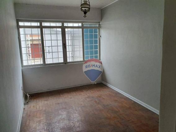 Casa Residencial Com 2 Dormitórios (1 Suíte) 2 Vagas De Garagem E Uma Edícula Superior No Fundo. - Ca0116