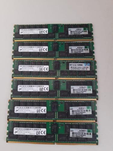 Memoria Hp 32gb 805351-b21 819412-001 809083-091  Pc4-2400t