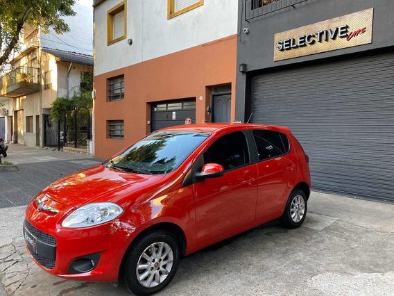 Fiat Palio 1.4 Attractive Pack Top 85cv Año 2017 18500 Km