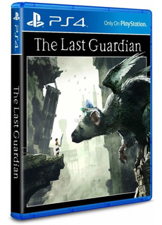 The Last Guardian (inglés & Subs Chinos) Para Playstation 4