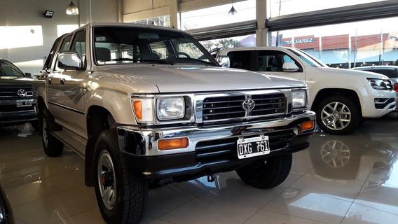 Toyota Hilux Sr5 Cabina Doble 4x4 2.8 Diesel Año 2002