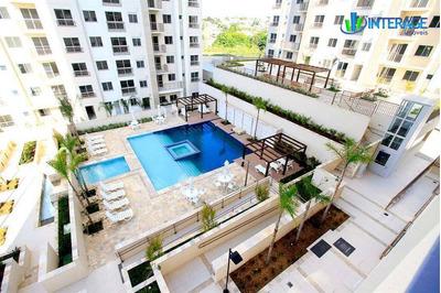 Apartamento Com 2 Dormitórios À Venda, 61 M² Por R$ 279.000 - Santa Quitéria - Curitiba/pr - Ap0041