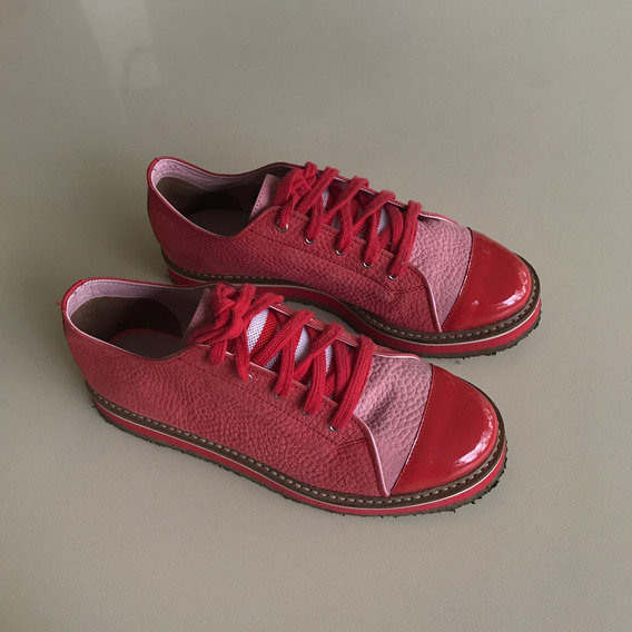 Zapatos Acordonados Josefina Ferroni