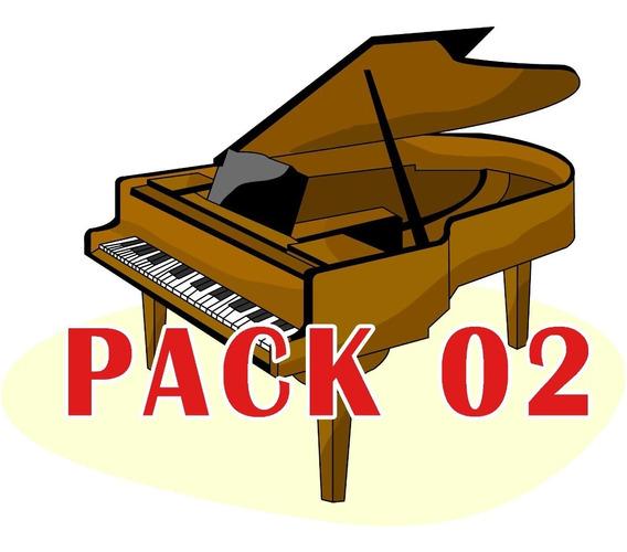 Pack 02 - Samples De Pianos Para Yamaha Psr-s650 \s750\s950