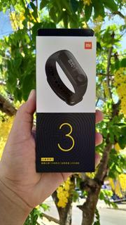 Xiaomi Mi Band 3 - Smartband Original Lacrada E Em Português