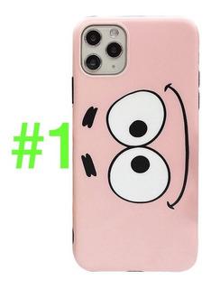 Cases Para iPhone Bob Esponja