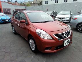 Nissan Versa 1.6 Sense 5vel Mt 2012