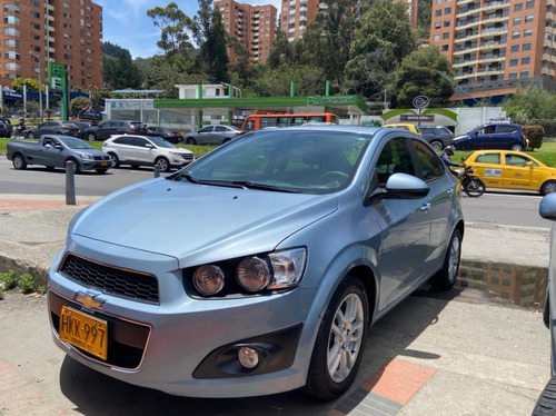 Chevrolet Sonic Lt 1.600 Cc A.a
