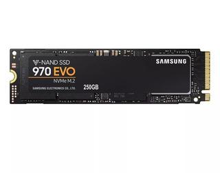 Ssd Samsung 970 Evo 250 Gb Nvme