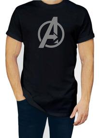 Playera Avengers Super Heroes Hombre Caballero Con Envio P