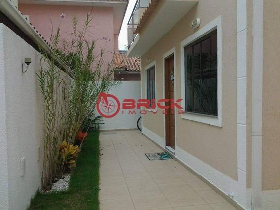 Casa De 3 Quartos Na Região Dos Lagos - Ouro Verde, Rio Das Ostras/rj. - Ca00836 - 33659953