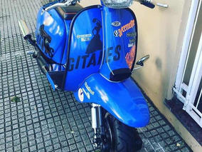 Lambretta Gp
