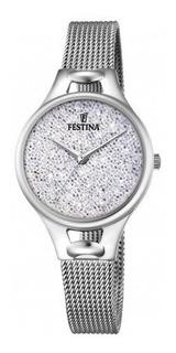 Reloj Mujer Festina F20331-1. Mademoiselle. Swarovski. Nuevo