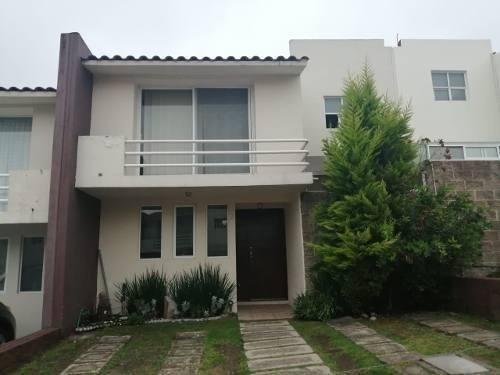 Bonita Casa En Conjunto Cerrado Cuautitlan Izcalli